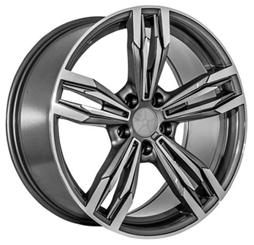 Bmw M5 M6 Style Wheels 19 Staggered Wheel Street Online