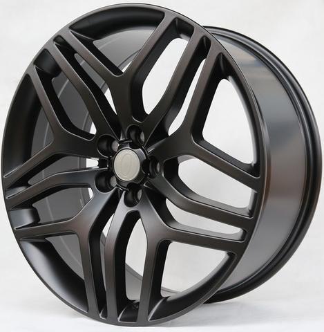 Range Rover Land R524 Semi Black Sport Wheels 22 Wheel Street Online