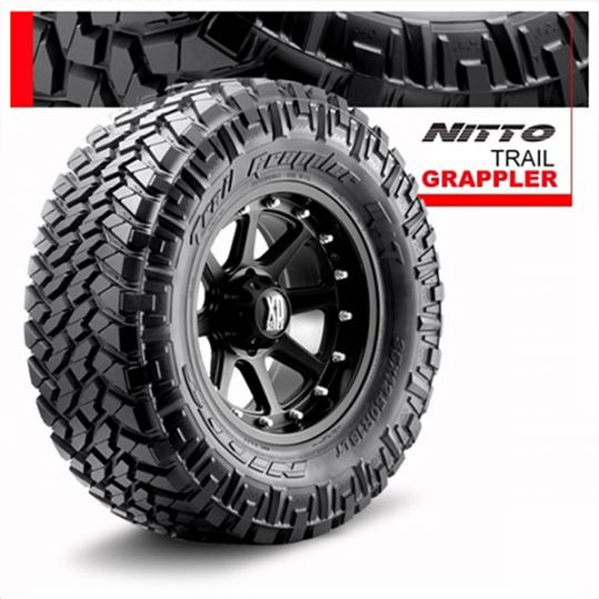 Nitto Off Road Tires >> Nitto Trail Grappler Off Road Performance Tires 15 24