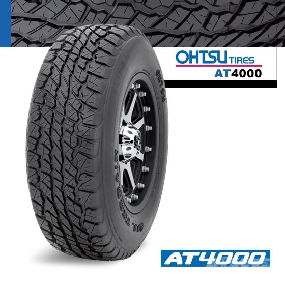 """235 75r15 All Terrain Tires >> OHTSU AT4000 All Terrain Tires by Falken - 15"""" 16"""" 17"""" 18 ..."""