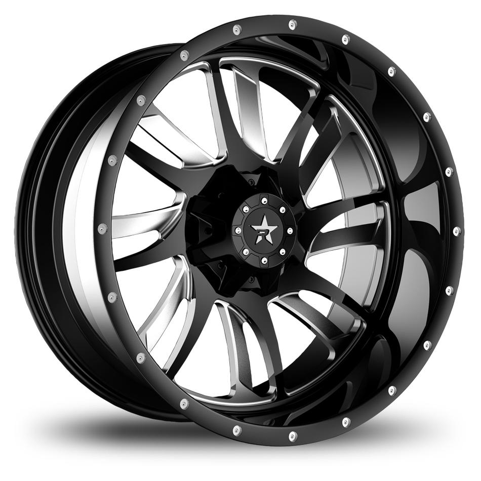 Rbp Swat 1 Piece Forged Monoblock Wheels 20 Quot 22 Quot 24