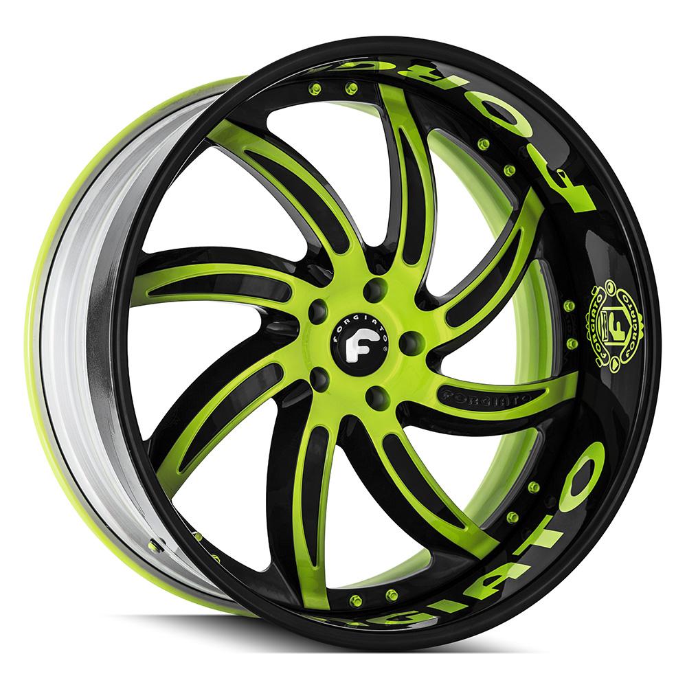 Forgiato Azioni Wheels 19 20 21 22 24 26 28