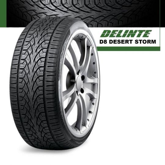 Delinte Desert Storm All Season Performance Suv Tires